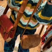 📣 New @paulmarius_officiel la collection PAMPA s'est dispo à la boutique 🙌 mélange de croute de cuir et cuir lisse ,choix difficile ?????????
