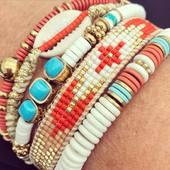 My mix #bracelets #🏝 #summer21 #zagbijoux #bellemaispasque #☀️