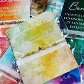 Le pouvoir des pierres 🙏 #bracelets #pierresnaturelles #boutique #draguignan