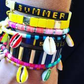 Une cliente au top #bracelet #mix #hipanemabracelet @hipanema_official #boutique #draguignan