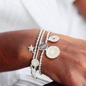 Mix de Bracelets ARGENT 👌 #new @loradilorajewelry #bijoux #draguignan