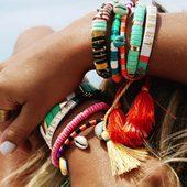 Une envie de 🏝 #bracelets #summermood☀️ @hipanema_official #boutique #draguignan