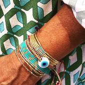 Le choix de nath #bracelet #summer ☀️ #amulettebijoux #bellemaispasque