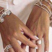 Nouveautés #silver #argent925 #bracelet #bague #bo #collier @loradilorajewelry #boutique #draguignan