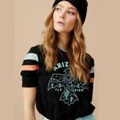Teeshirt dispo à la boutique @wild_paris @hipanema_official #lebonlook #draguignan
