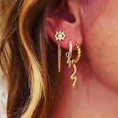 New earrings @myabayjewels NOUVEAU les boucles à L'UNITÉ dispo à la boutique #draguignan #bijoux