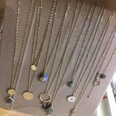 Les colliers s'allongent , #zagbijoux s'accumulent #dispo #boutique #centreville #draguignan