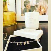 That... #creation #collier a retrouver à la boutique #bijoux #draguignan #🎁