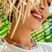 Collier #summervibes #☀️ @bellemaispasque #🏝 #couleurs #boutique #bijoux #draguignan