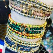 Bracelets ou Colliers ☀️ #bellemaispasque #bijoux #pierresnaturelles #colors #boutique #draguignan